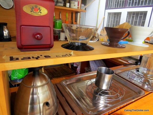Bay's coffee, Chiang Mai