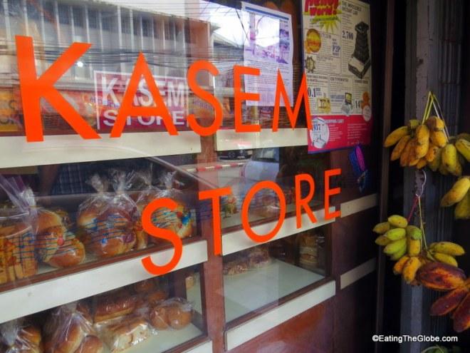 kasem store western food in Chiang Mai
