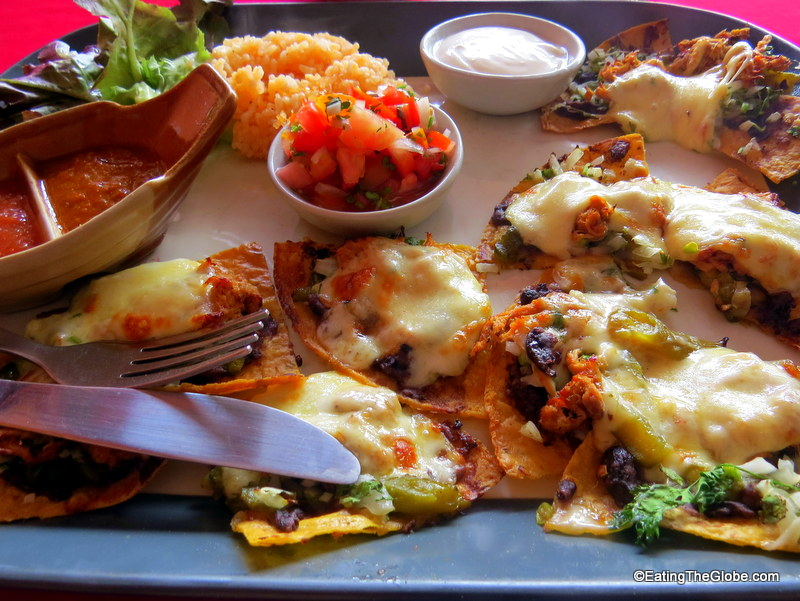 The best mexican food in chiang mai at salsa kitchen for J kitchen chiang mai