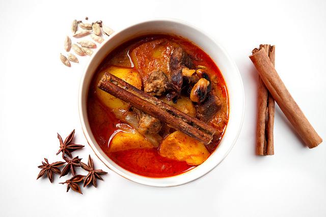 Massaman curry Thai foods