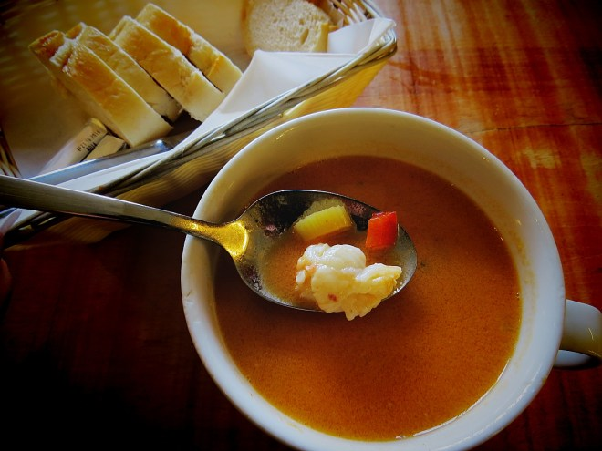 Who Has The Best Lobster Soup In Reykjavik?