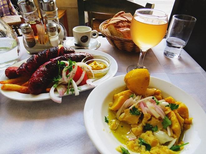 My Favorite Greek Restaurant-Eugenia In Athens