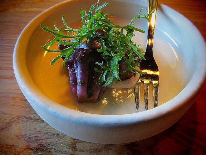 Portland Vegan Restaurant: Farm Spirit