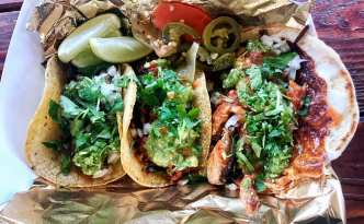 Here's Where To Get The Best Tacos In Portland