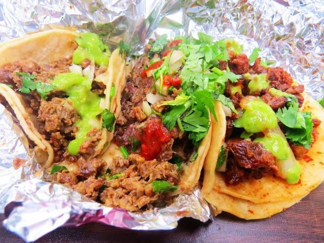 Taqueria Torres De Morelos best tacos in Portland