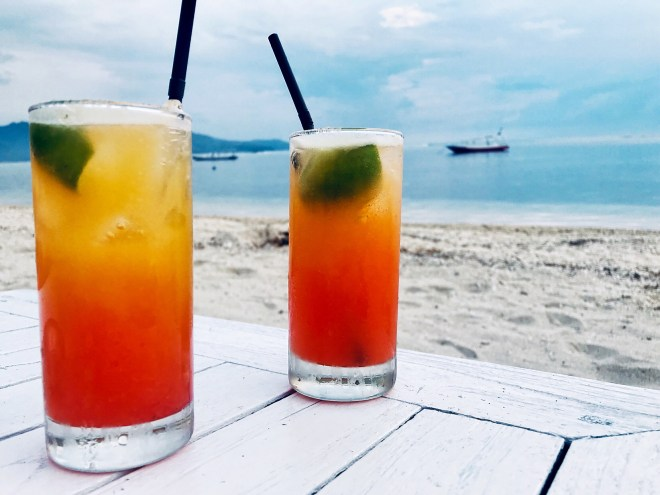 Best Gili Air Happy Hours For The Sunset