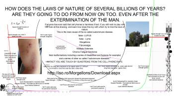 EMF Causes Morgellons Chart