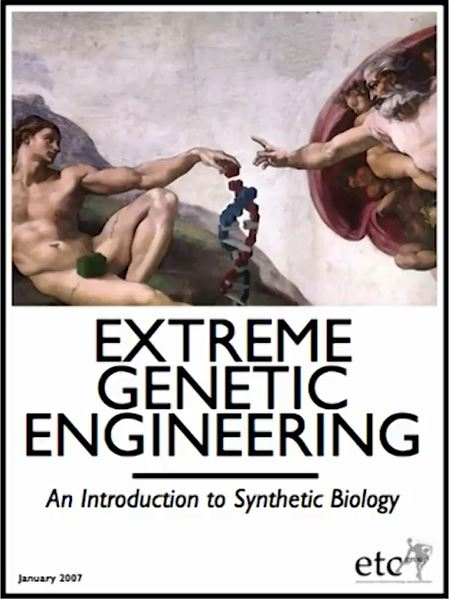 EXTREME GENETIC ENGINEERING SYNTHETIC BIOLOGY BOOK 2007