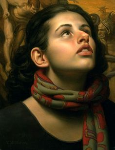 will-wilson-art-woman-portrait