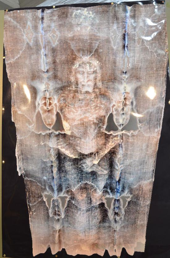 The Shroud of Turin is photographic evidence of the Ascension of Jesus Christ