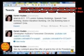 Karen Hudes Nibiru Email Tweets