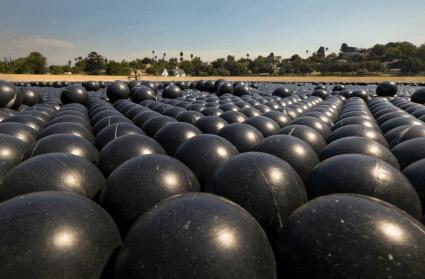 drought balls
