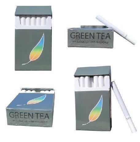 Green tea cigarette: is it safe?