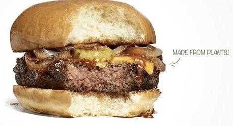 Novidades suculentas para o futuro do hamburguer