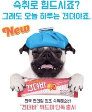 Hangover cure ice cream
