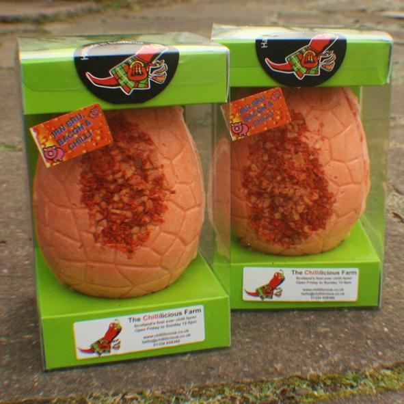 Innovation in Easter eggs