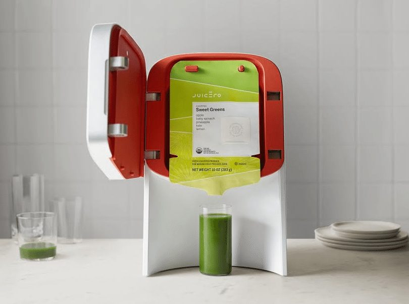 Juicero: how a juice machine became a symbol of failed innovation