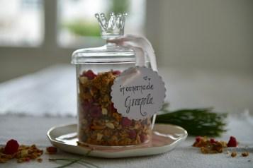 Hausgemachtes Granola