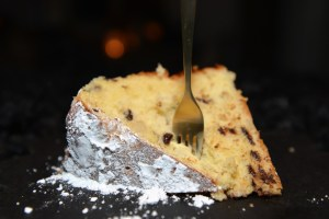 Schokoladen Birnen Panettone