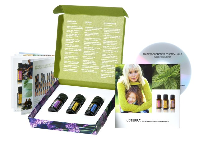 doTERRA Intoductory Kit