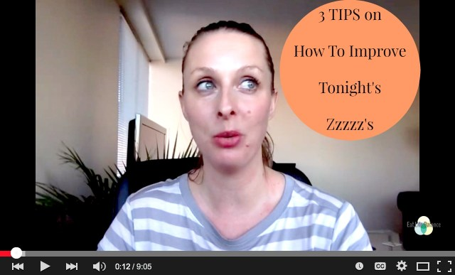 3 Tips on improve zzzz's