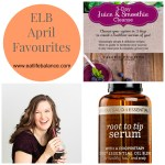 {VIDEO} ELB's Healthy April Favourites