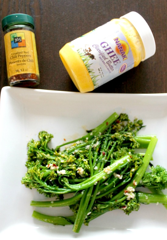 Chili Garlic Broccolini 3