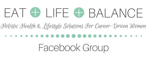 EAT LIFE BALANCE - Logo