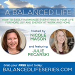 Success with Ease and Joy? My Balanced Life Interview (Free Online Event)