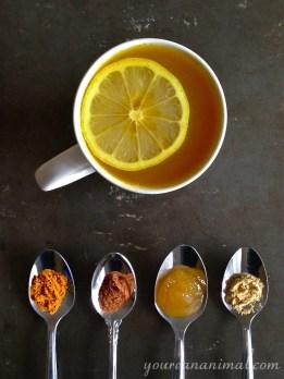 turmeric-tea
