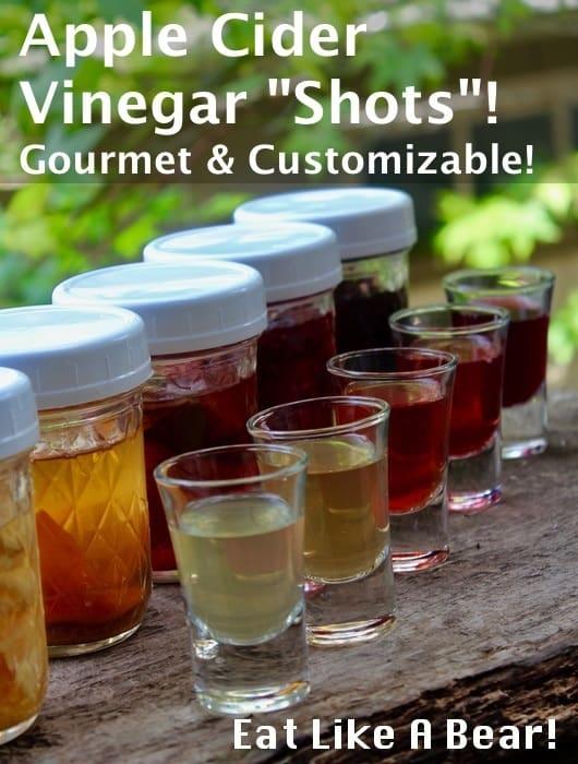 apple cider vinegar weight loss recipes