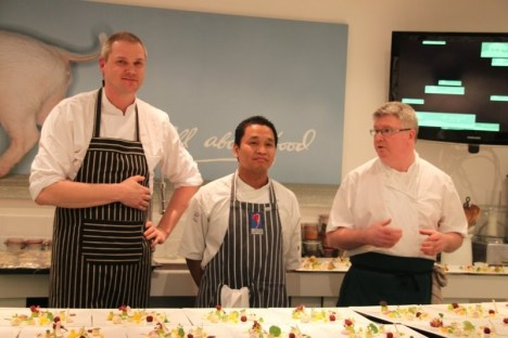 West Waterford Experience Chefs