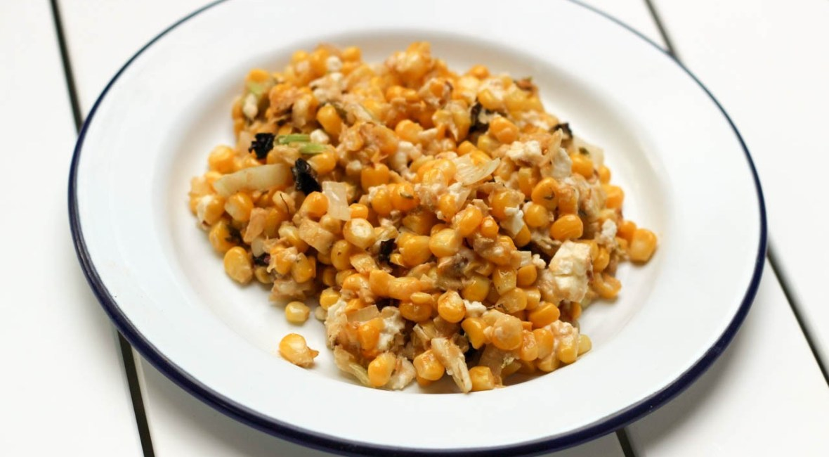 Chipotle Esquites Gorgeous Mexican Corn Salad