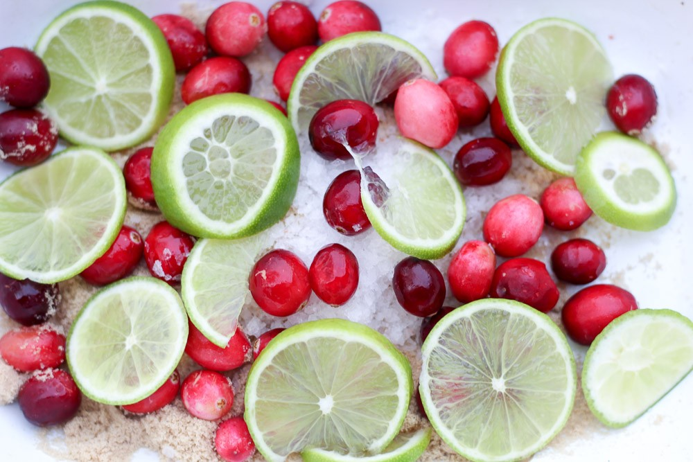 Perfect Lime, Because Gin And Salmon Both Love It And I Wanted A Sharp Acidity In  The Cure. The Cranberries Are Subtle As I Use Them Raw, And They Are Very  ...