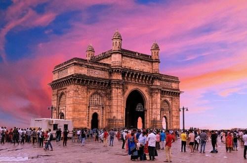 Anthony Bourdain in Mumbai Hero