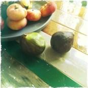 summer fruit bowl