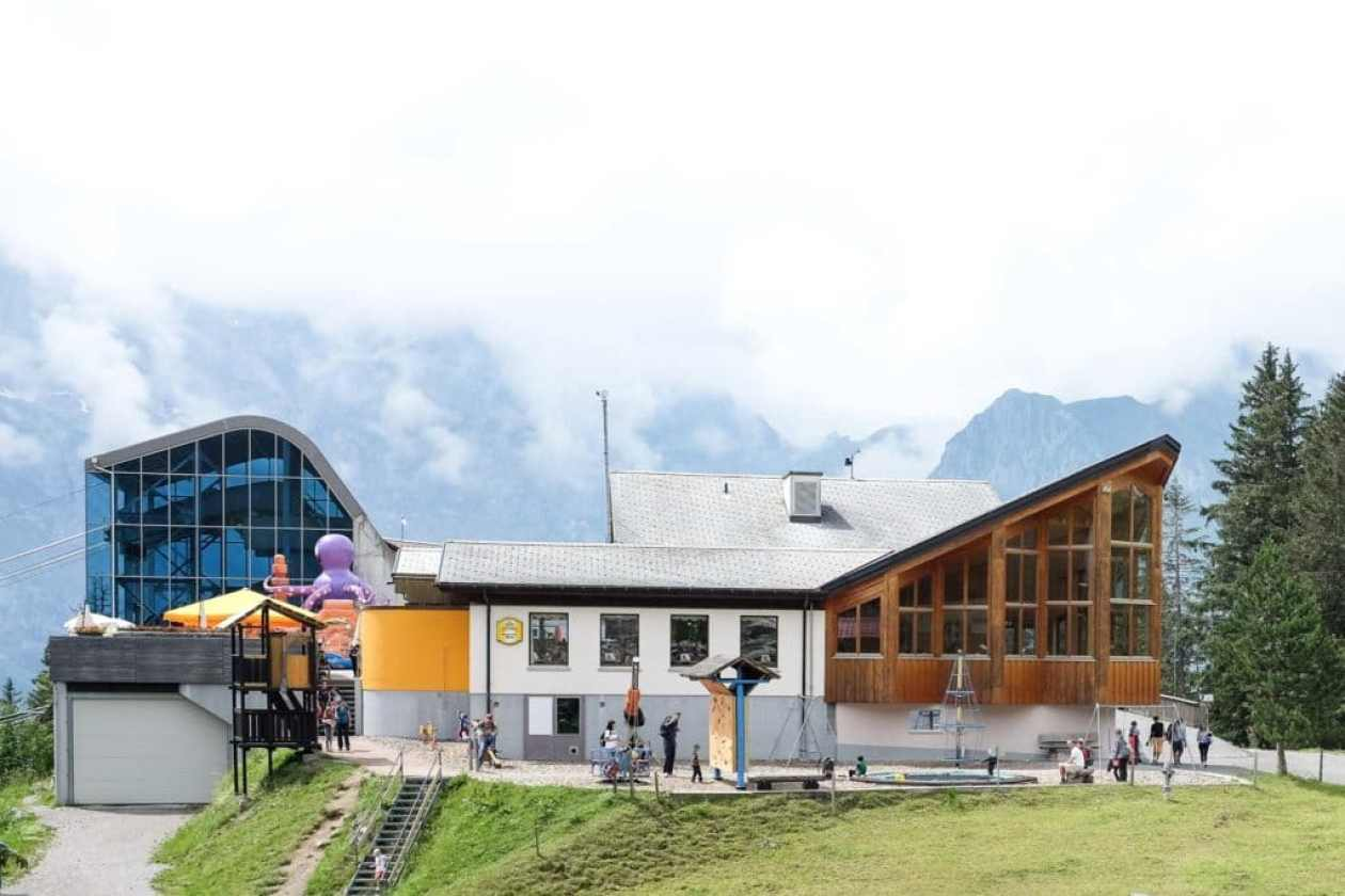 berglodge restaurant ristis in engelberg