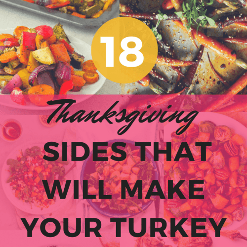 Thanksgiving Side Dish Recipes Eat Live and Play