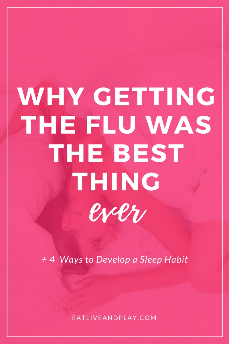 Having healthy sleep habits can make a big difference in your energy, waistline and productivity Here are 4 simple tips for developing a healthy sleep habit.