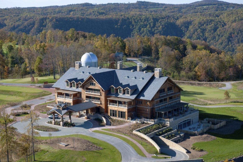 Primland Lodge Aerial 0698