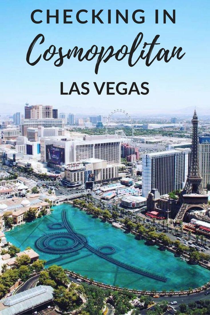 Checking In: Cosmopolitan of Las Vegas - Eatlivetraveldrink