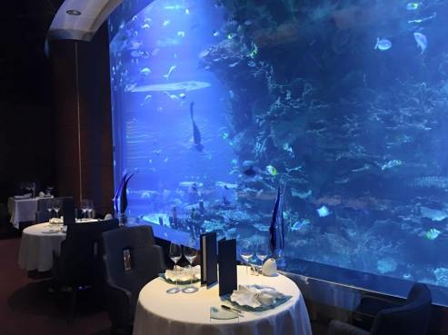 Dine at the Burj Al Arab