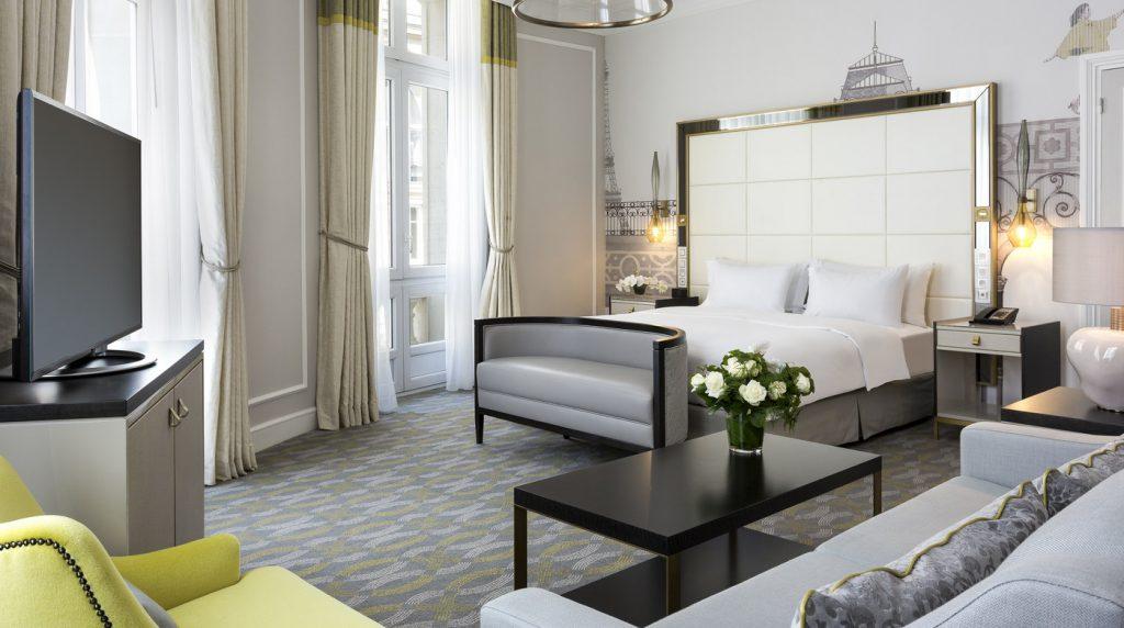 Luxury at the Hilton Paris Opera