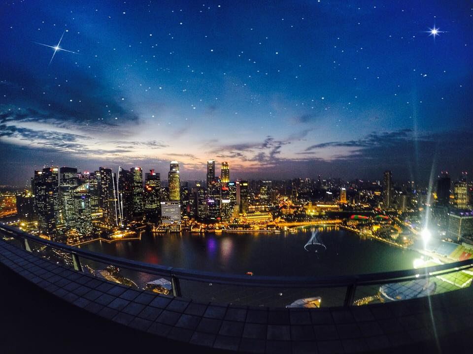 Checking In: Marina Bay Sands – Singapore