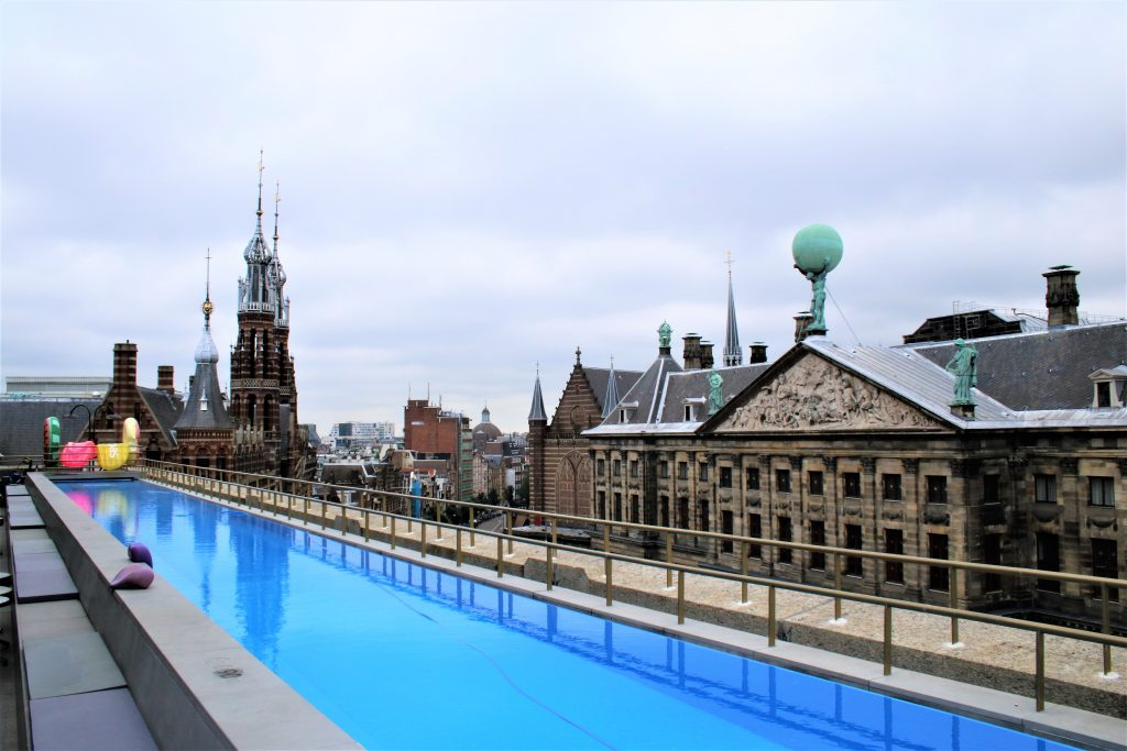 Checking In: W Hotel Amsterdam