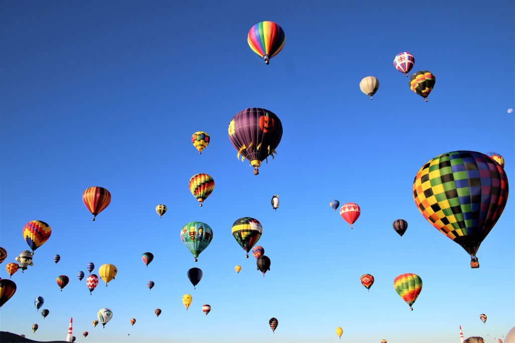 Guide To The Albuquerque International Balloon Fiesta