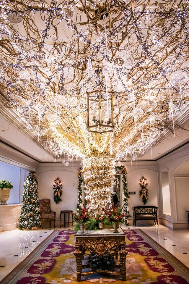Christmas At The Ritz Carlton New Orleans