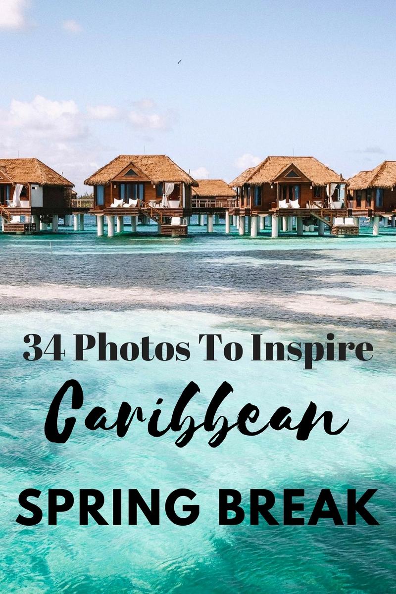 Caribbean Spring Break