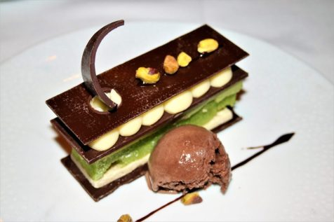 Haven Dinner Dessert