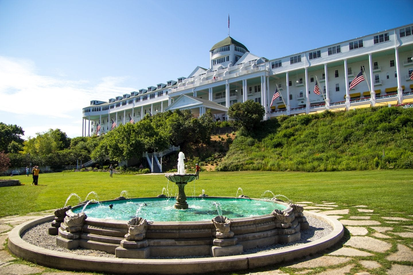 Mackinac island pictures